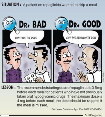 Dr Bad Dr Good
